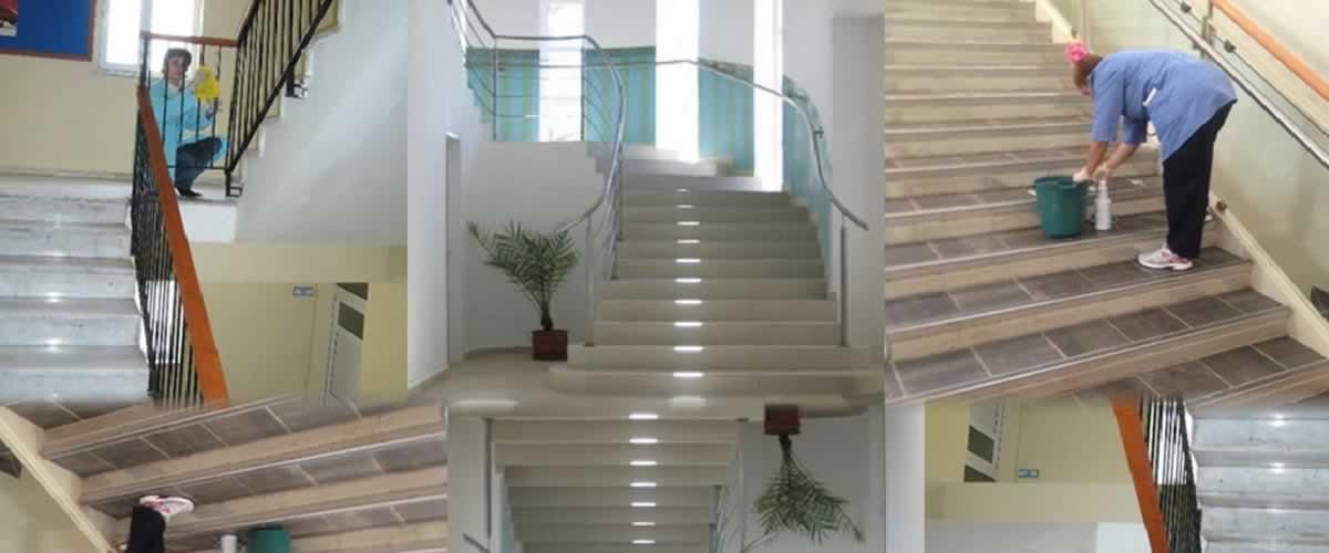 Diyarbakır Bina Merdiven Temizliği